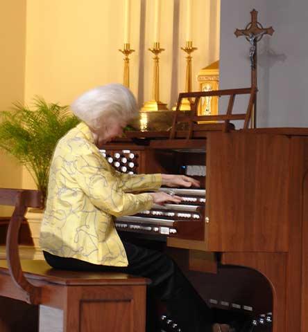 Famed Organist Diane Bish in Concert, Alabama