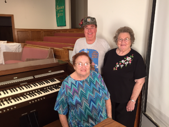 Salem Macon Baptist Church, Notasulga
